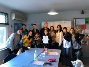สถาบัน ABC College of English