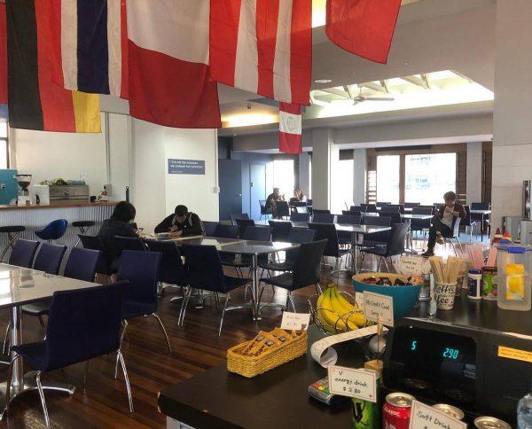 Worldwide's lounge